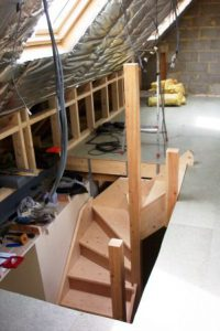 loft conversion progress