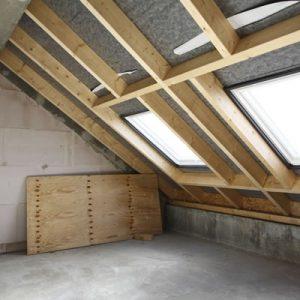 eco friendly loft conversion