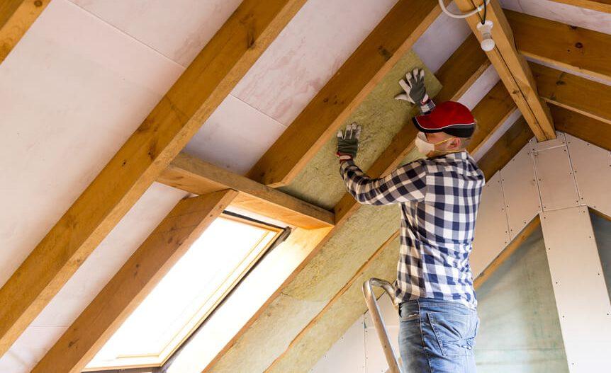 loft conversion cost insulation